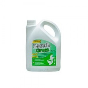 Жидкость для биотуалета B-Fresh Green, 2л
