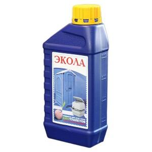 """Жидкость для биотуалета """"Экола"""""""
