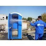 Покупка туалетных кабин б/у
