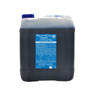 "Жидкость для биотуалета ""Мультисан""  5 литров"