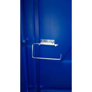 Мобильная туалетная кабина «Стандарт ЭС+»