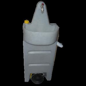 Умывальник для биотуалета беcконтактный 50 литров